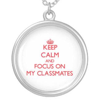 Guarde la calma y el foco en mis compan@eros de cl joyeria