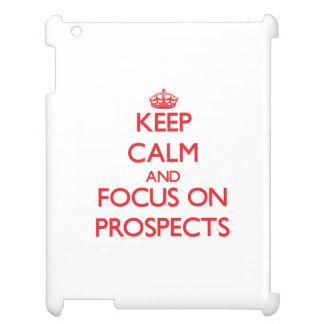 Guarde la calma y el foco en perspectivas