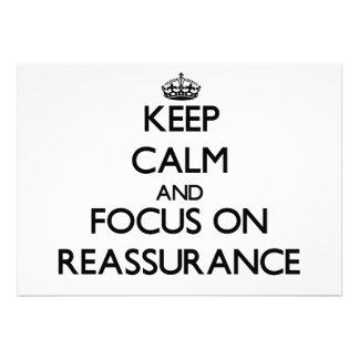 Guarde la calma y el foco en reaseguro