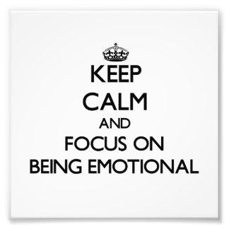 Guarde la calma y el foco en SER EMOCIONAL