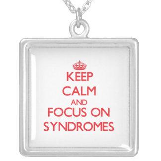 Guarde la calma y el foco en síndromes joyerías