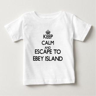 Guarde la calma y escápese a la isla Washington de Playeras