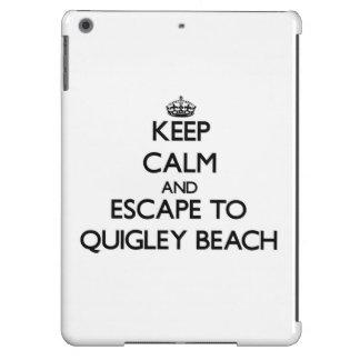 Guarde la calma y escápese a la playa Connecticut