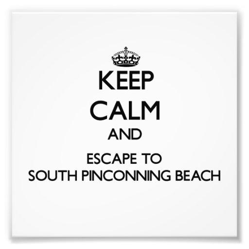 Guarde la calma y escápese a la playa del sur Mic Arte Con Fotos