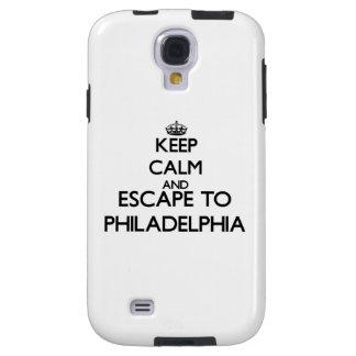Guarde la calma y escápese a Philadelphia New