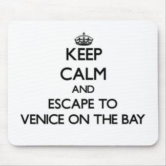 Guarde la calma y escápese a Venecia en la bahía Tapetes De Ratones