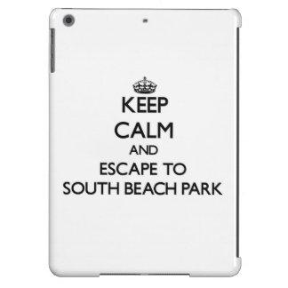Guarde la calma y escápese al parque del sur la
