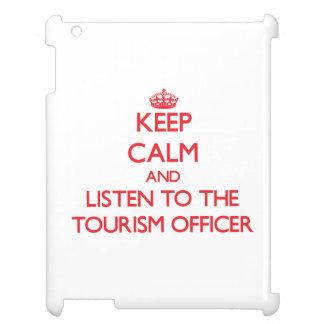 Guarde la calma y escuche el oficial del turismo