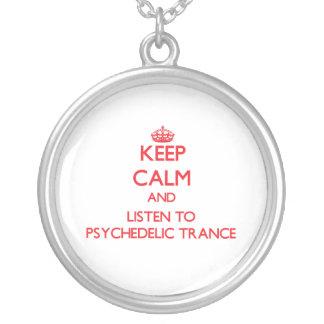 Guarde la calma y escuche el TRANCE PSICODÉLICO