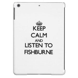 Guarde la calma y escuche Fishburne