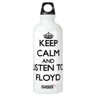 Guarde la calma y escuche Floyd