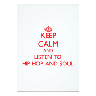 Guarde la calma y escuche HIP HOP Y EL ALMA Anuncios Personalizados