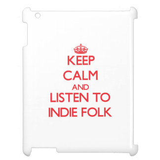 Guarde la calma y escuche la GENTE del INDIE