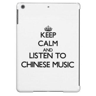 Guarde la calma y escuche la MÚSICA CHINA
