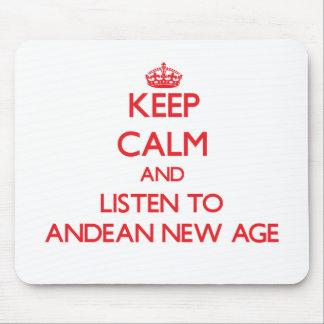 Guarde la calma y escuche la NUEVA EDAD ANDINA