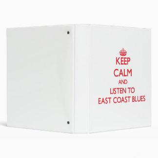 Guarde la calma y escuche los AZULES de la COSTA E
