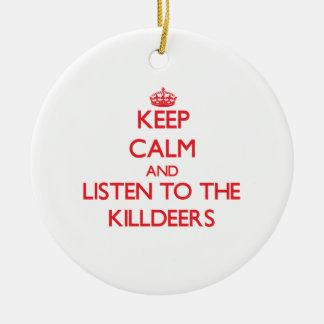 Guarde la calma y escuche los tipos de tero nortea ornatos