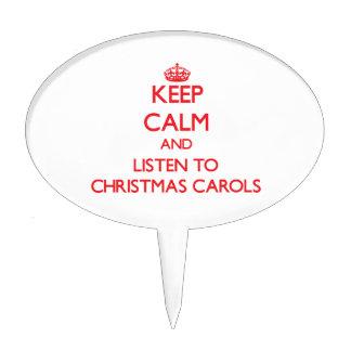 Guarde la calma y escuche los VILLANCICOS del NAVI