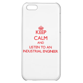 Guarde la calma y escuche un ingeniero industrial