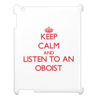 Guarde la calma y escuche un oboe