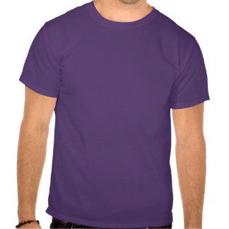 Guarde la calma y hable español tshirts