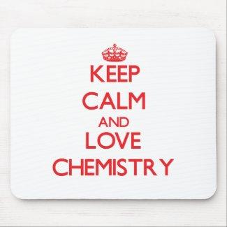 Alfombrilla de ratón química keep calm