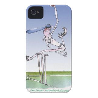 guarde la calma y lance esa bola, fernandes tony funda para iPhone 4 de Case-Mate