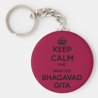 Guarde la calma y lea el Bhagavad Gita