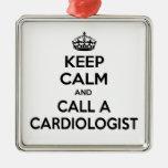 Guarde la calma y llame a un cardiólogo ornatos