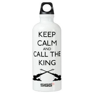 Guarde la calma y llame al rey (de la batalla)
