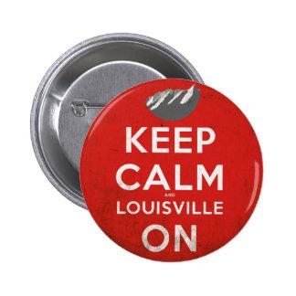 Guarde la calma y Louisville en Louisville, Colora