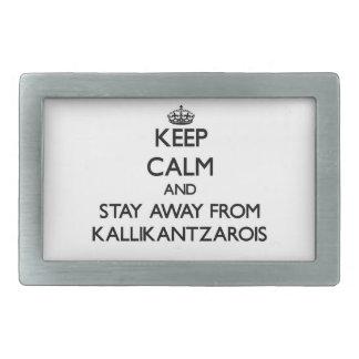 Guarde la calma y permanezca lejos de Kallikantzar