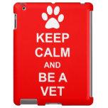 Guarde la calma y sea un veterinario