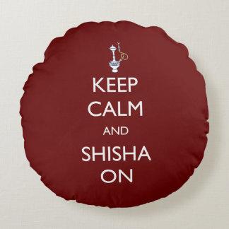 Guarde la calma y Shisha encendido