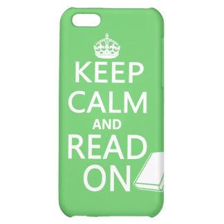 Guarde la calma y siga leyendo