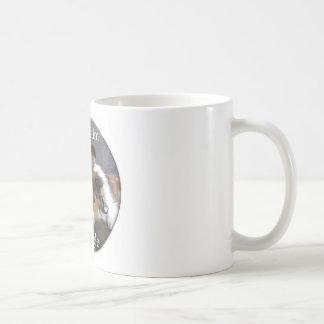 Guarde la calma y Snuggle Tazas De Café