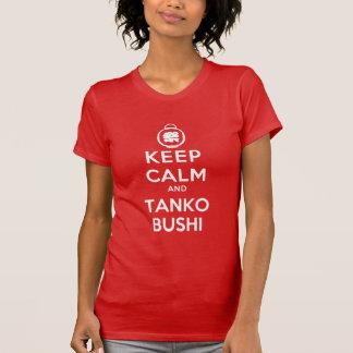 Guarde la calma y Tanko Bushi Remera