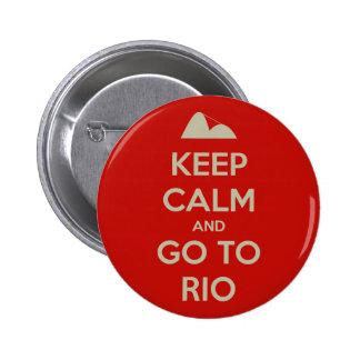 Guarde la calma y vaya a Río Pin
