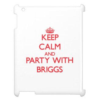 Guarde la calma y vaya de fiesta con Briggs