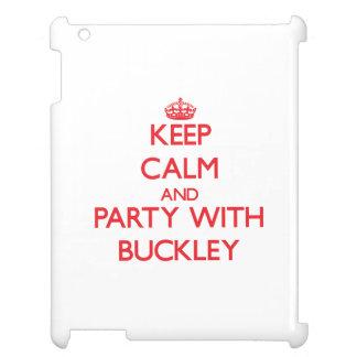 Guarde la calma y vaya de fiesta con Buckley