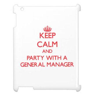 Guarde la calma y vaya de fiesta con director gene