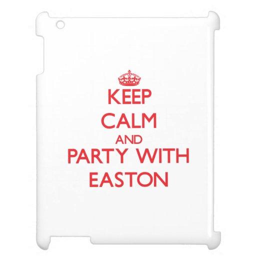 Guarde la calma y vaya de fiesta con Easton