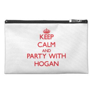 Guarde la calma y vaya de fiesta con el Hogan