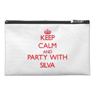 Guarde la calma y vaya de fiesta con el Silva