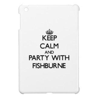 Guarde la calma y vaya de fiesta con Fishburne