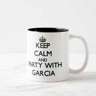 Guarde la calma y vaya de fiesta con García Taza