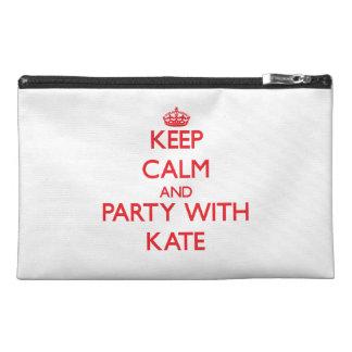 Guarde la calma y vaya de fiesta con Kate
