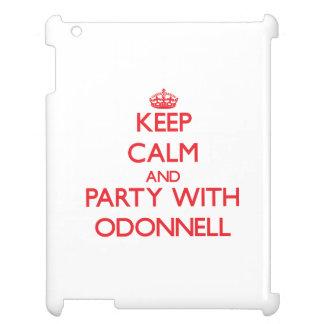 Guarde la calma y vaya de fiesta con Odonnell