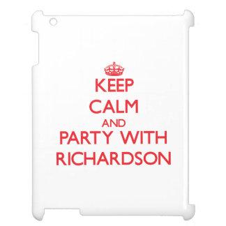 Guarde la calma y vaya de fiesta con Richardson
