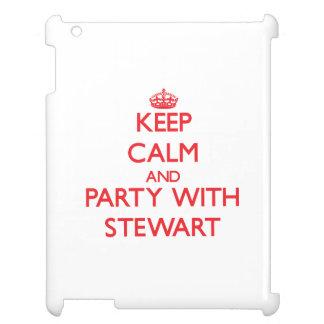 Guarde la calma y vaya de fiesta con Stewart